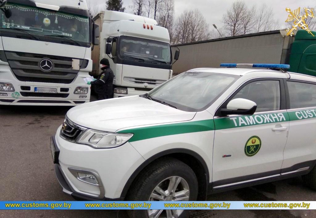 Количество нарушений перевозчиками новых правил транзита в Беларуси растет 1