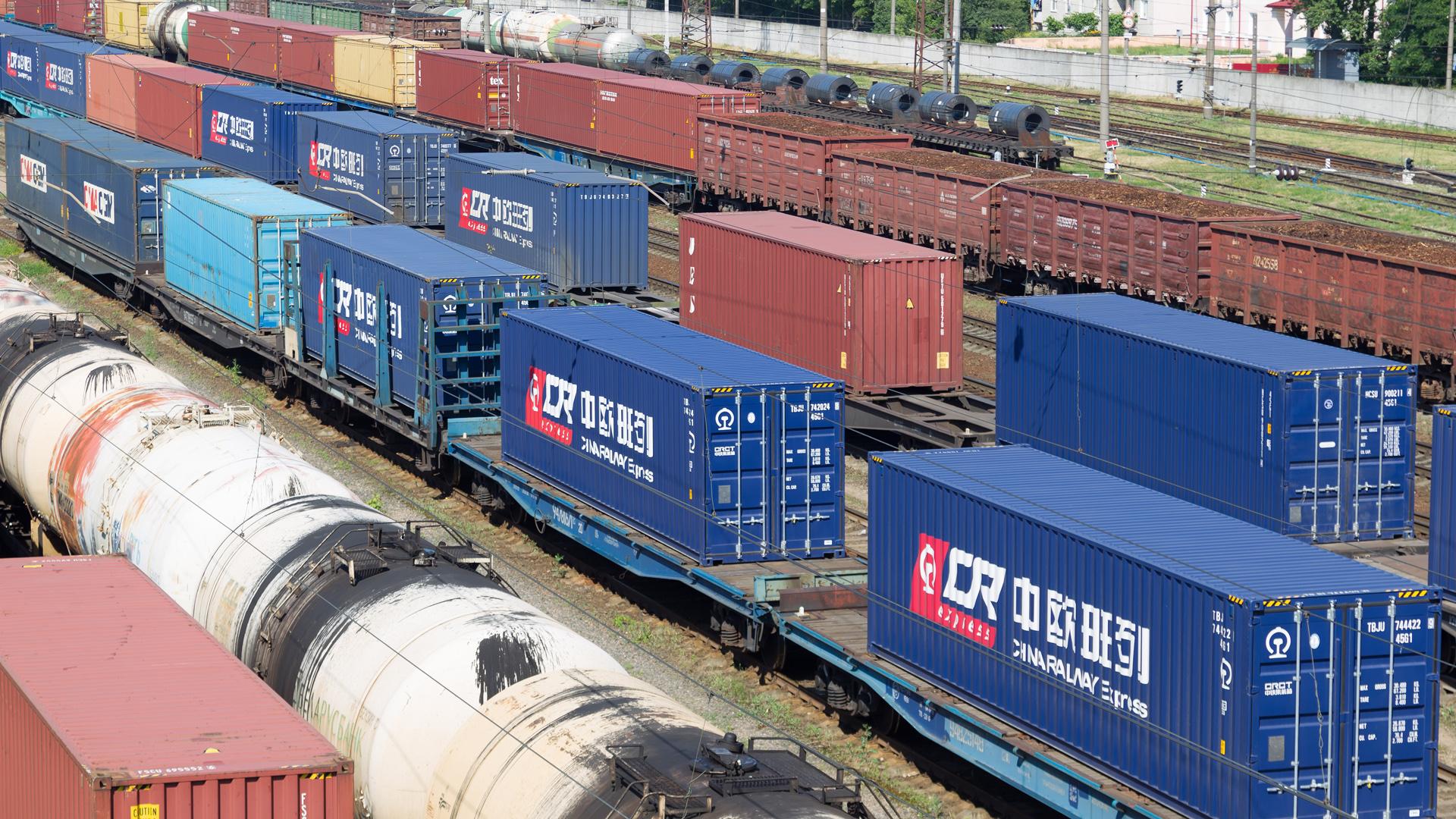 Железнодорожный транспорт показал самую низкую зависимость от проблем, связанных с covid-19 3