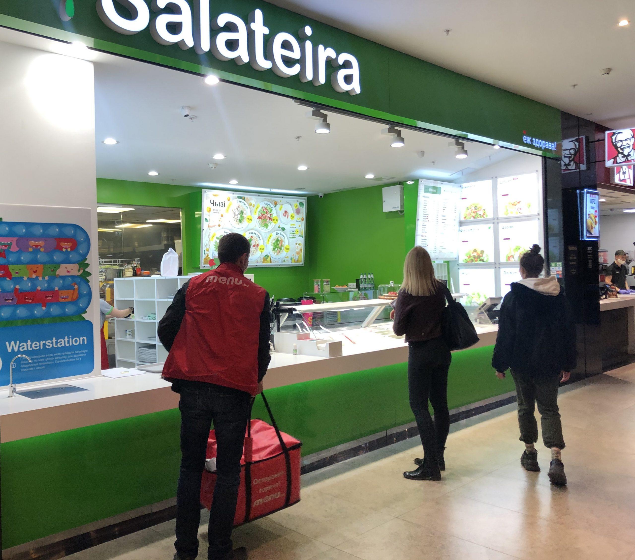 На рынок агрегаторов доставки еды в Беларуси заходят новые игроки 1