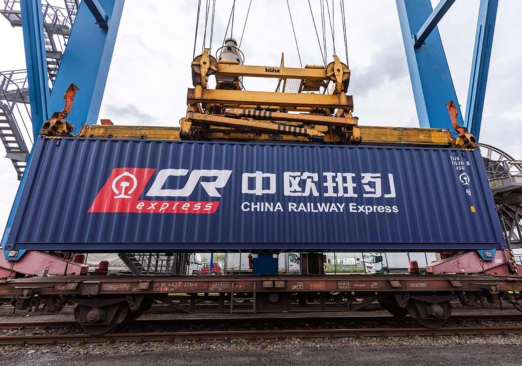 Рынок контейнерных перевозок зависит от прочности китайской экономики 1