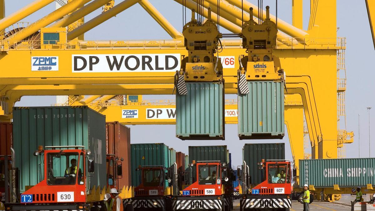 DP World интегрируется с цифровой платформой Maersk TradeLens 1