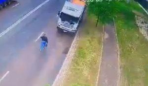 Задержан гражданин Украины, грабивший дальнобойщиков в Минске 1