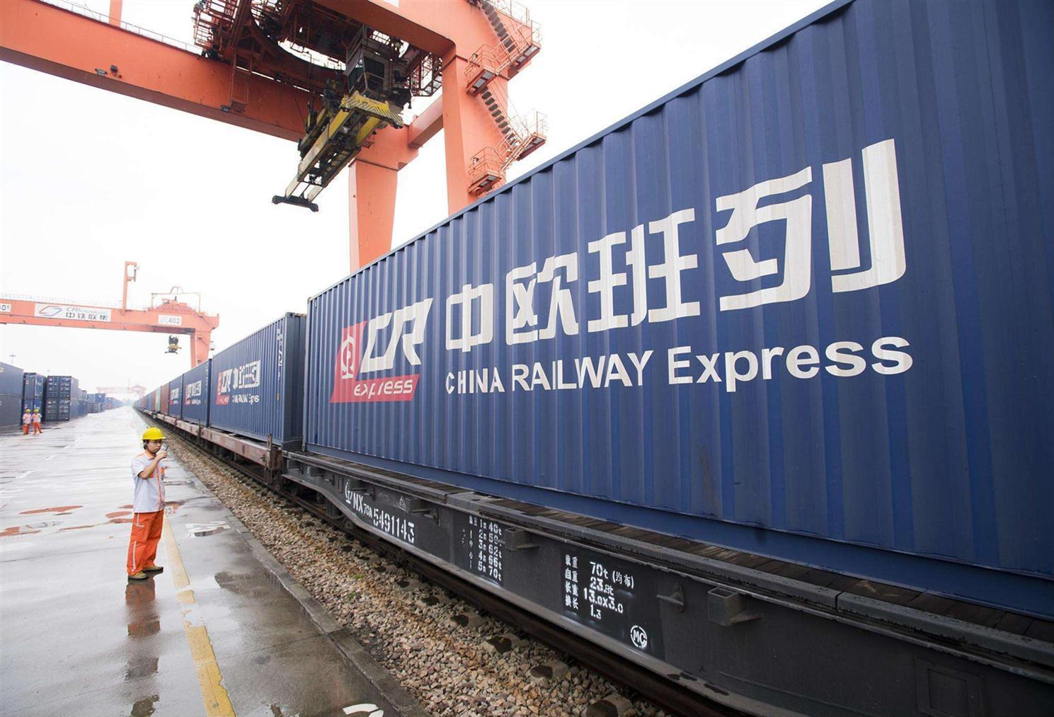 В мае 2020 г. железнодорожный трафик Китай-Европа вырос на 25,6% 1