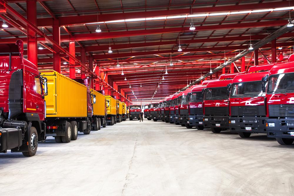 В Европе возобновилось производство грузовых автомобилей 3