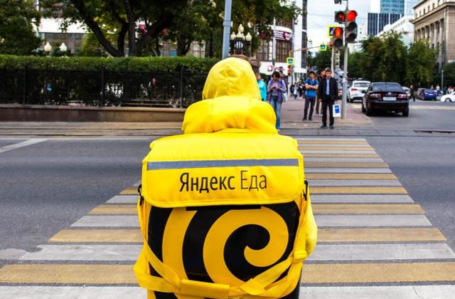 Количество корпоративных подключений к сервису Яндекс.Доставка в России выросло в 5,5 раз 1