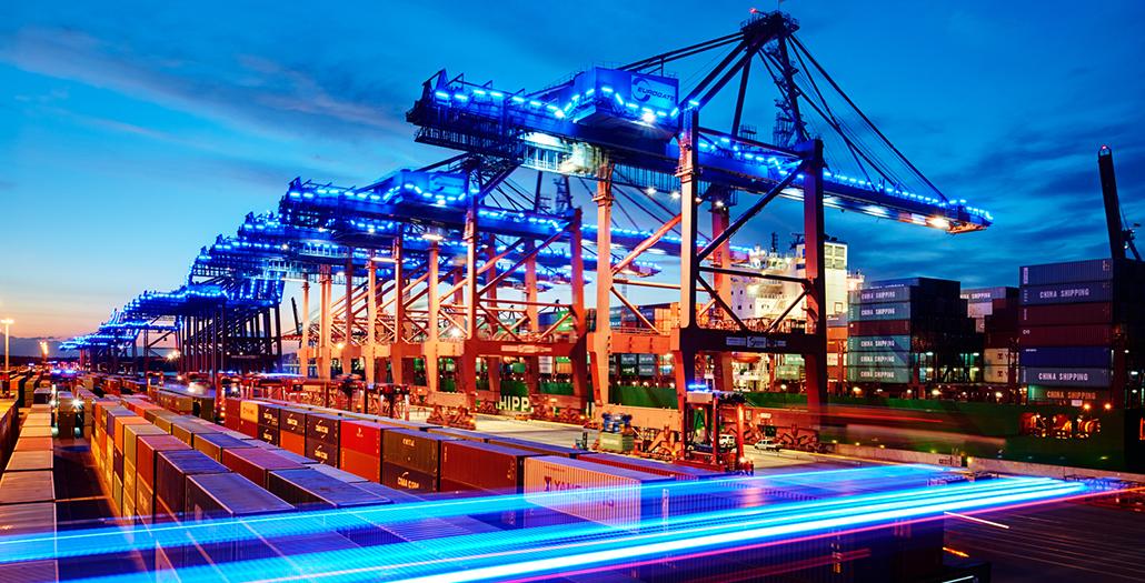 ТОП-15 европейских портов за 2020 г. Рост показал только порт Антверпен 1