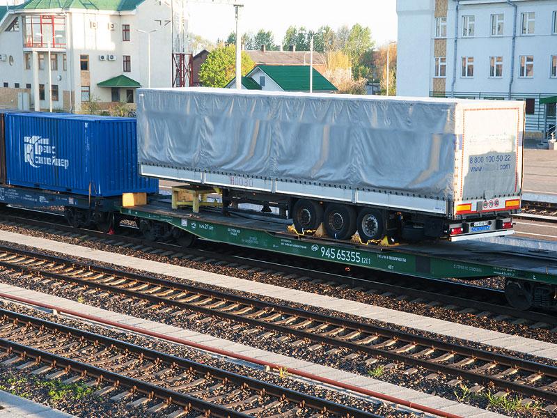 В России контрейлерные перевозки регламентировали приказом Минтранса в целях тарификации в системе ЭТРАН 1