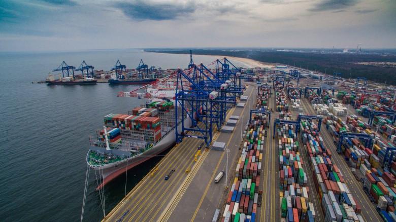 DCT Gdansk и PSS Intermodal не могут договорится по сбору за железнодорожные операции в порту 1