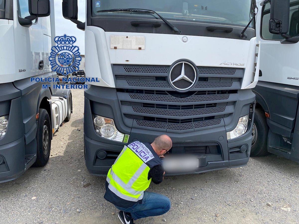 По данным ТАРА в регионе ЕМЕА за апрель 2020 года было похищено грузов на 12,8 млн евро 1