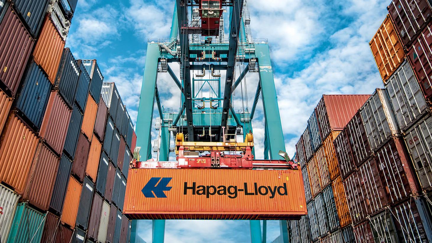 Чистая прибыль Hapag-Lloyd в I квартале 2020 г. снизилась на 75% 3