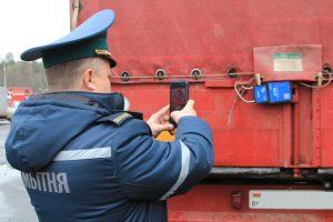 Как с 7 июня в Беларуси будут пломбировать грузовики нарушителей правил транзитных перевозок? 1