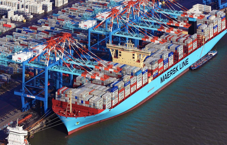Maersk прогнозирует снижение спроса во II квартале 2020 г. на рынке морских контейнерных перевозок на 20-25% 1