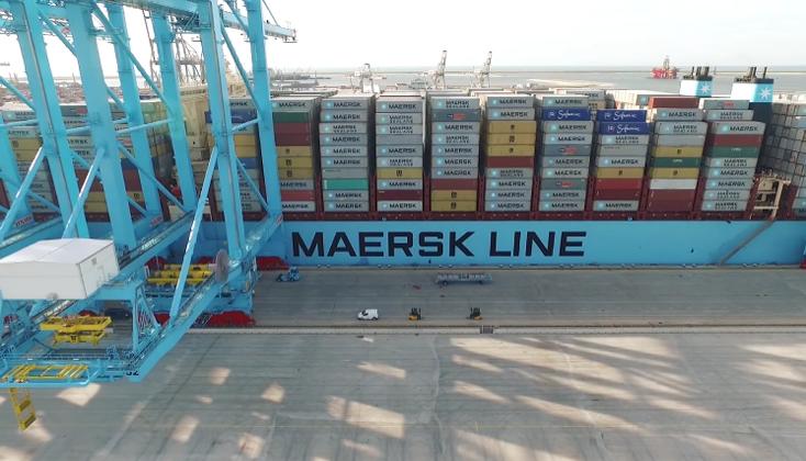 Рынок морских контейнерных перевозок штормит. Судоходные линии пытаются уравновесить падающий спрос 7