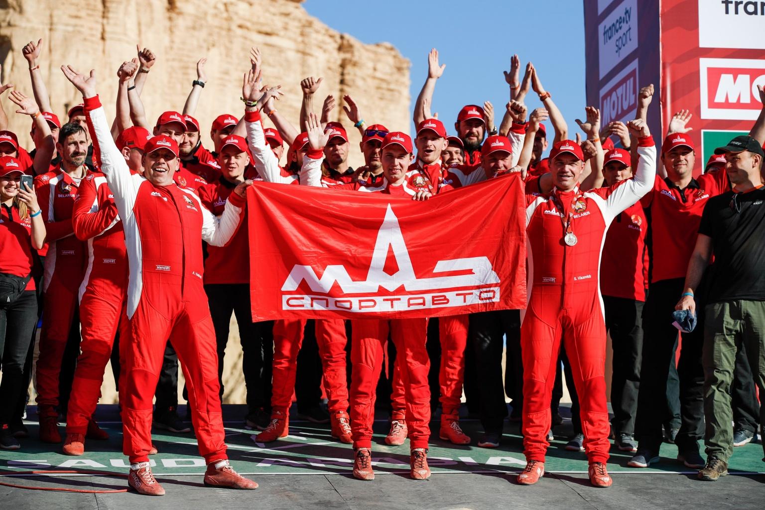 Dakar-2021 стартует 3 января и пройдет по территории Саудовской Аравии 7