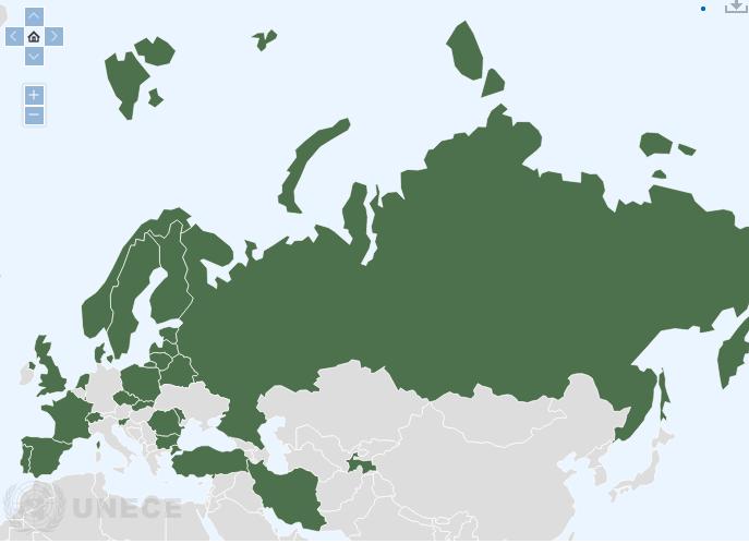 Протокол о e-CMR уже ратифицировали 26 стран 1