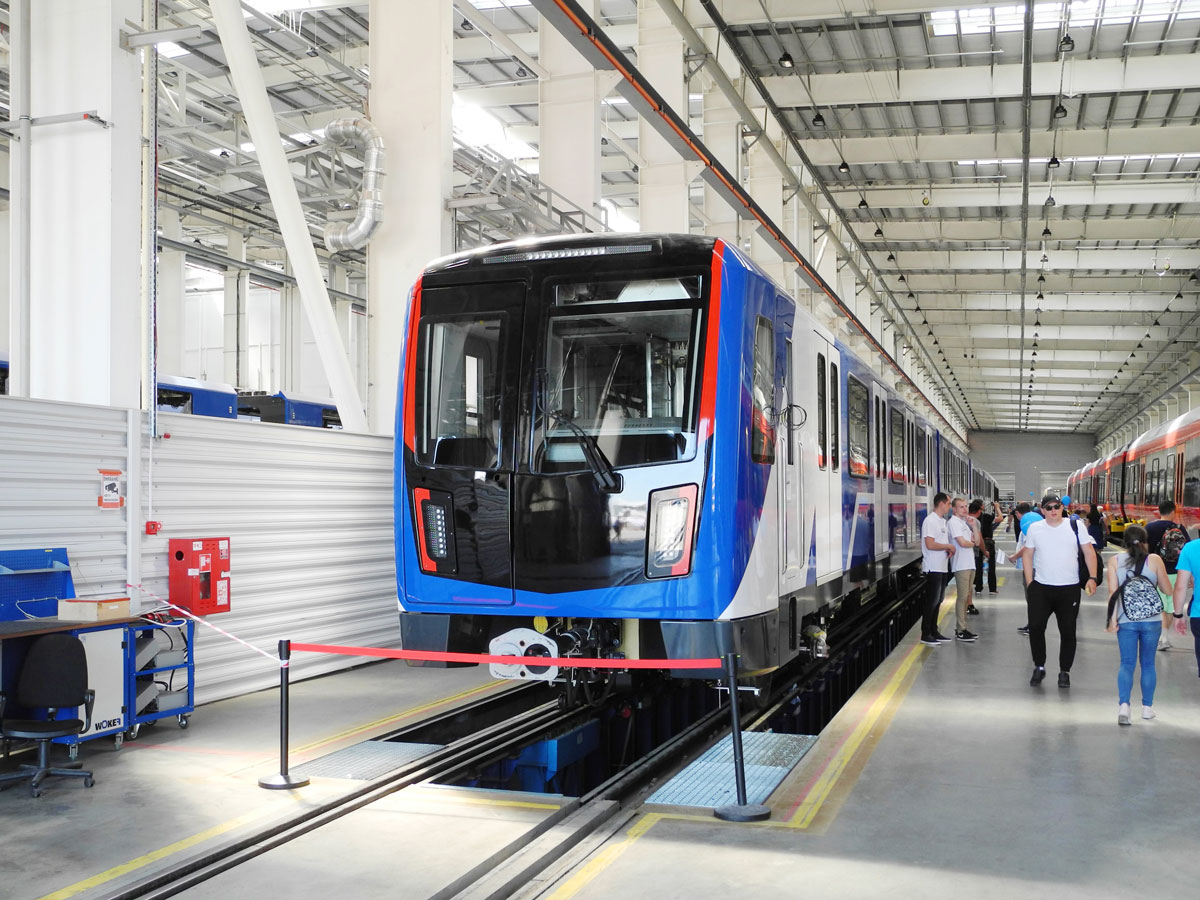 Белорусский Stadler Minsk поставит 40 поездов в Венгрию 3
