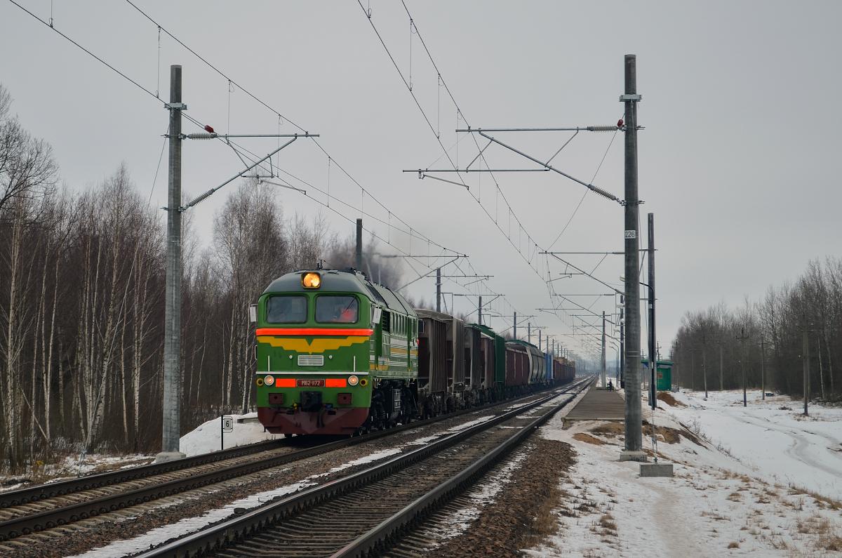 К концу 2021 года электрификация Белорусской железной дороги достигнет 25% 3