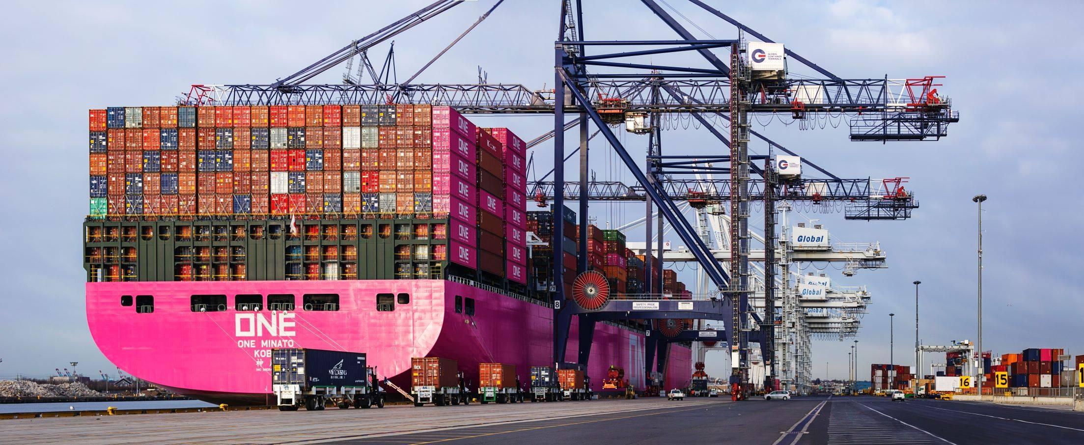Глобальная контейнерная индустрия готовится к рецессии 1