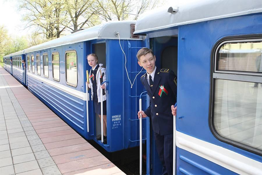 9 июля Детская железная дорога откроет свой 65-й юбилейный сезон 3