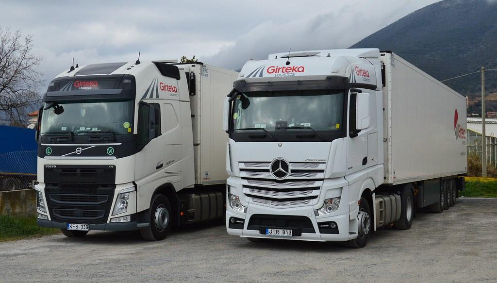 Girteka Logistics скорректировала планы на 2020 год 1