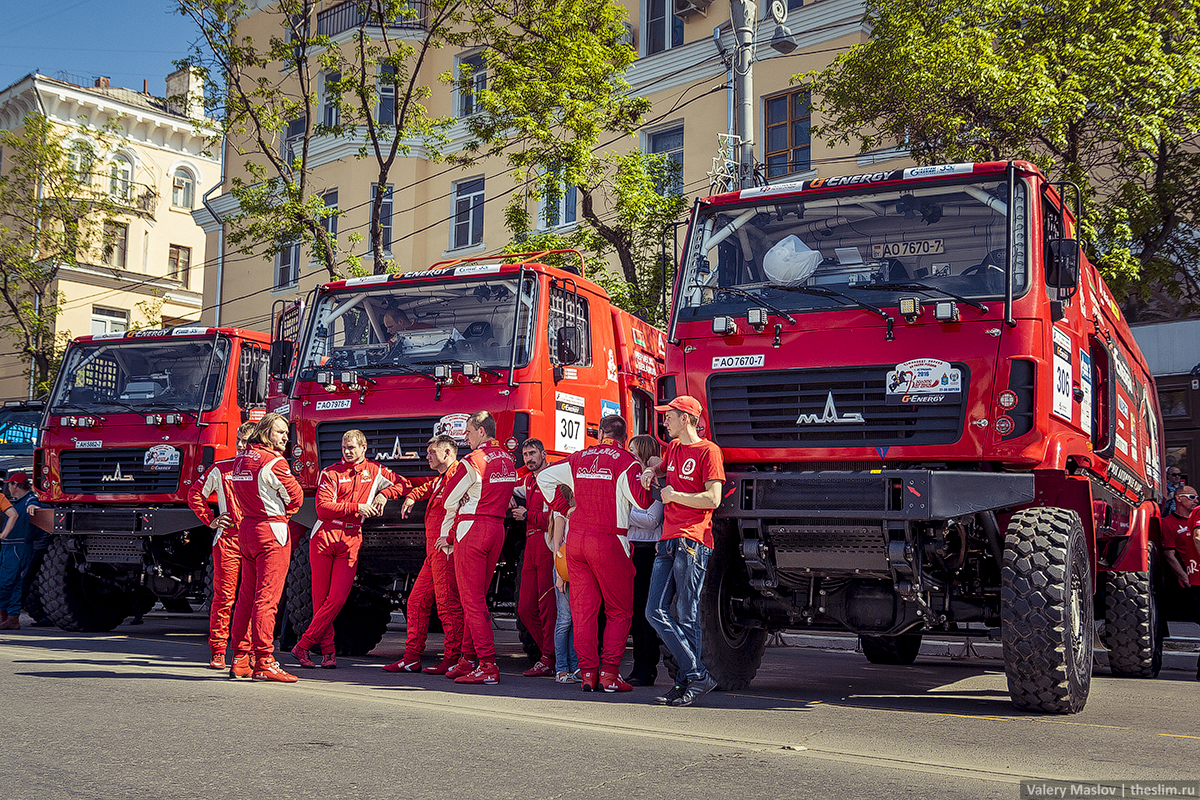 Ралли-рейд Золото Кагана пройдет с 18 по 22 августа в Астрахани 5