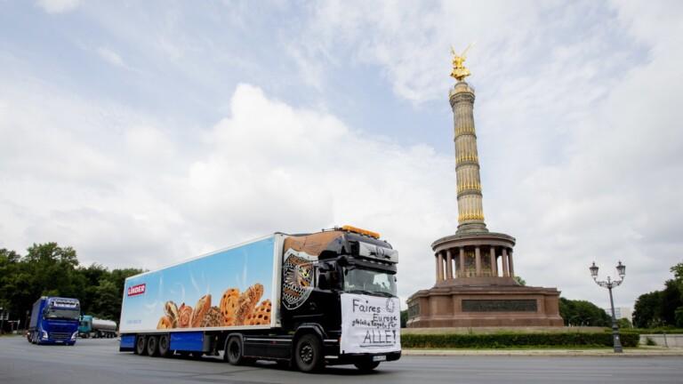 Немецкие перевозчики и экспедиторы недовольны демпинговыми ценами на перевозки 3