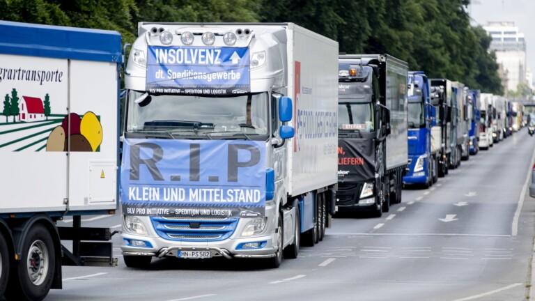 Немецкие перевозчики и экспедиторы недовольны демпинговыми ценами на перевозки 1