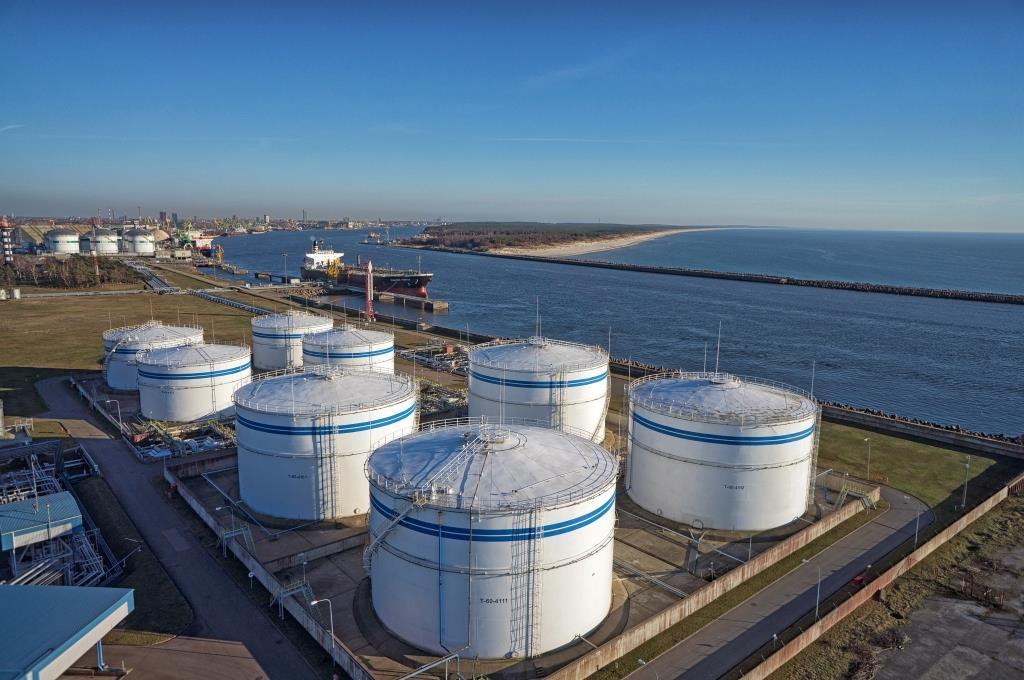Логистика альтернативных поставок нефти в Беларусь через порты Южный и Клайпеда 1