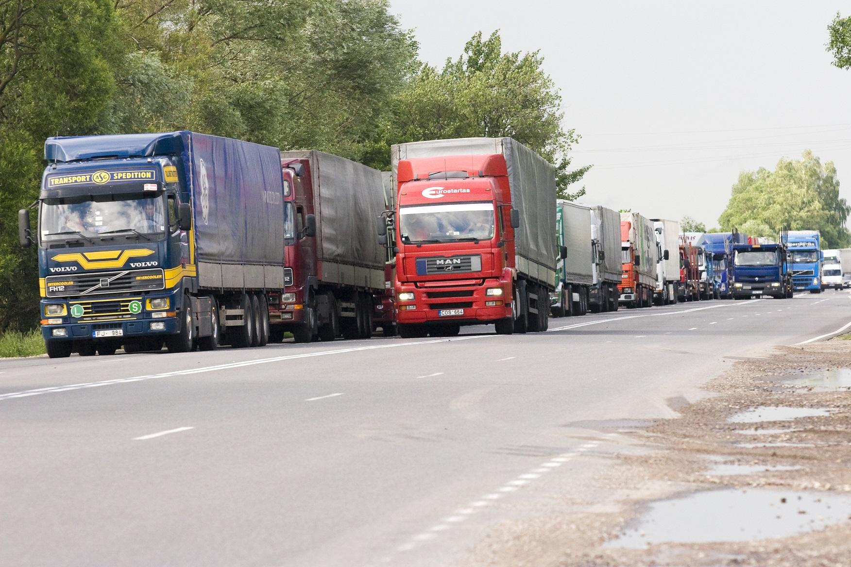 Пакет мобильности. Что изменится для транспортных компаний ЕС? 1