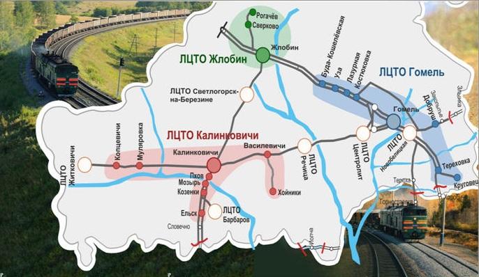 БЖД с 21 июня открывает регулярное движение электропоездов Минск-Жлобин-Светлогорск 1