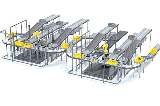 Использование складских роботов в интралогистике 5
