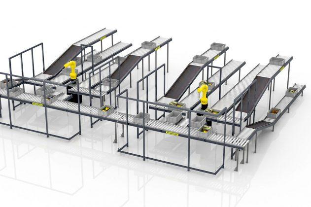 Использование складских роботов в интралогистике 3