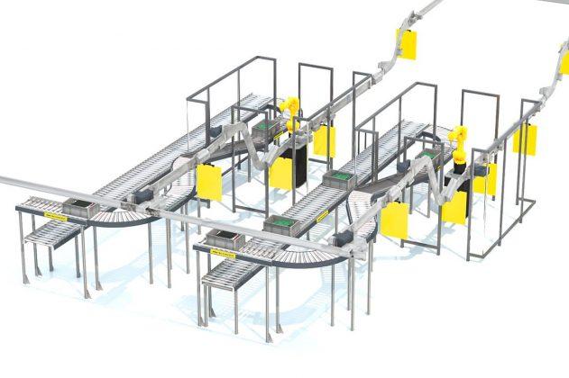 Использование складских роботов в интралогистике 1