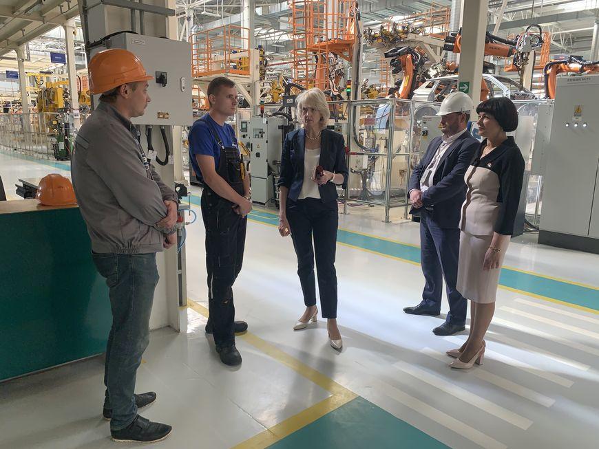Белорусский завод «БелДжи» увеличил объем промпроизводства в I полугодии 2020 г. на 11,3% 1