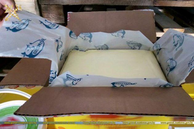 Из России в Беларусь пытались ввезти 800 кг молочки без необходимых сопроводительных документов 7