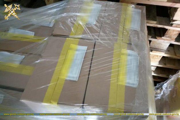 Из России в Беларусь пытались ввезти 800 кг молочки без необходимых сопроводительных документов 1