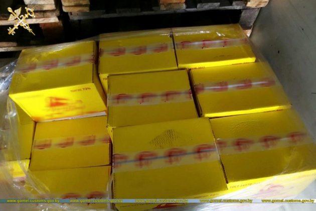 Из России в Беларусь пытались ввезти 800 кг молочки без необходимых сопроводительных документов 3