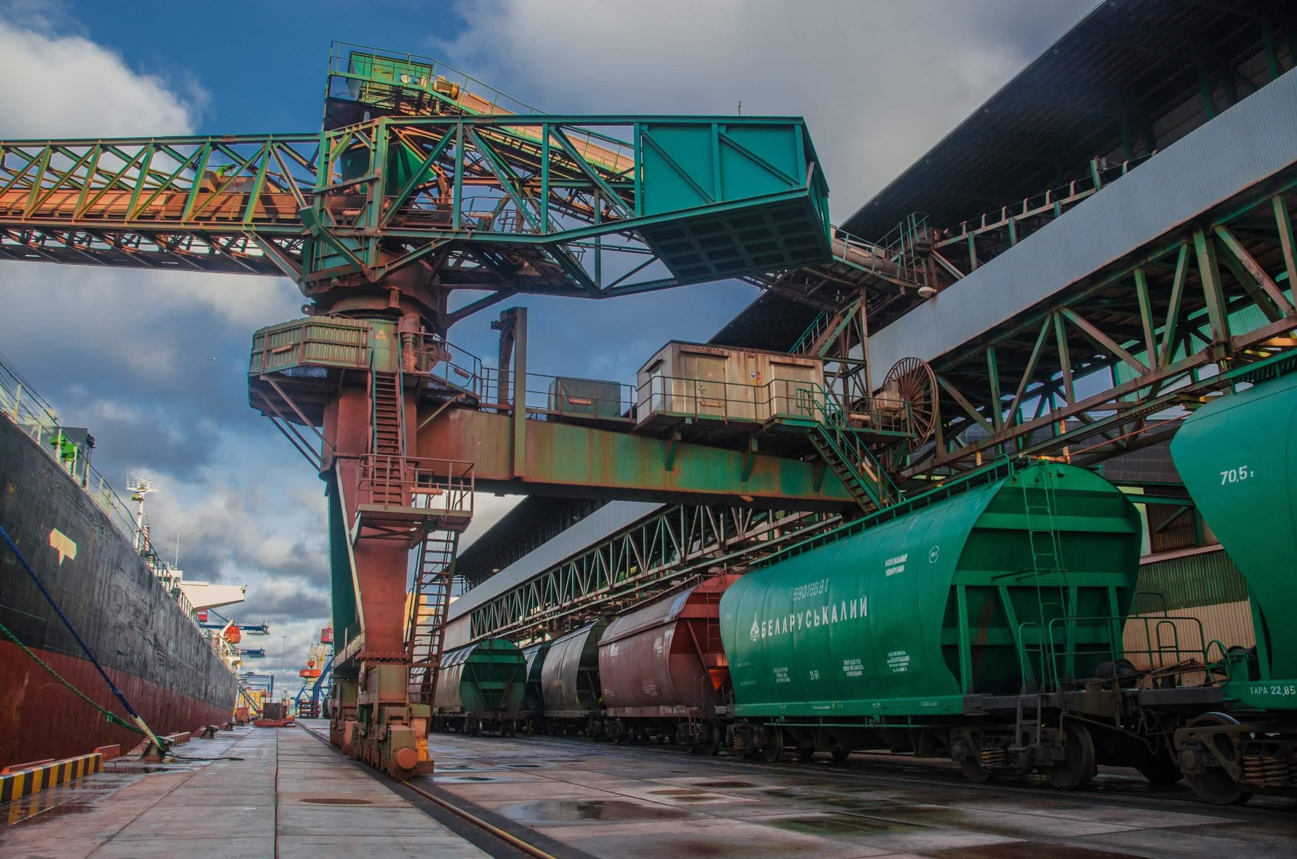 Лукашенко грозит Литве переориентировать потоки с Клайпеды на другие порты 3