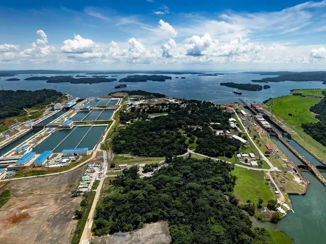 Что вы знаете о Панамском канале? Прошло 4 года после расширения 3