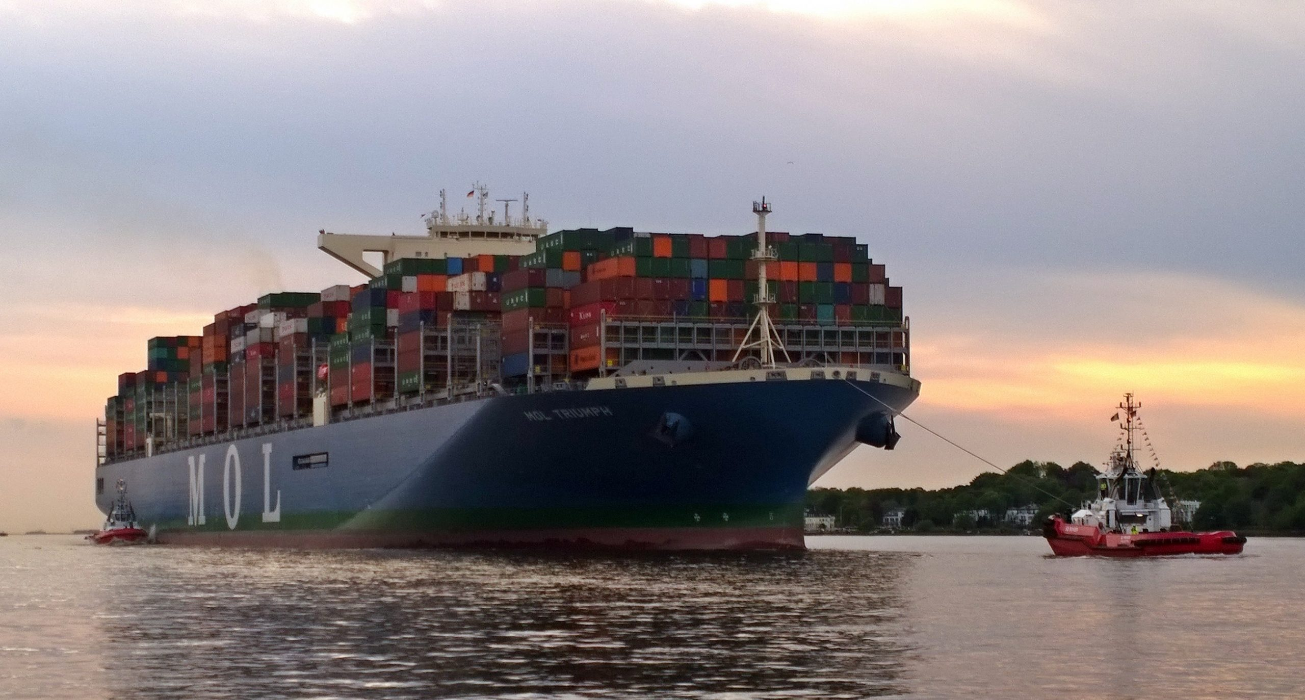 Морские перевозки и судостроение на историческом спаде 3
