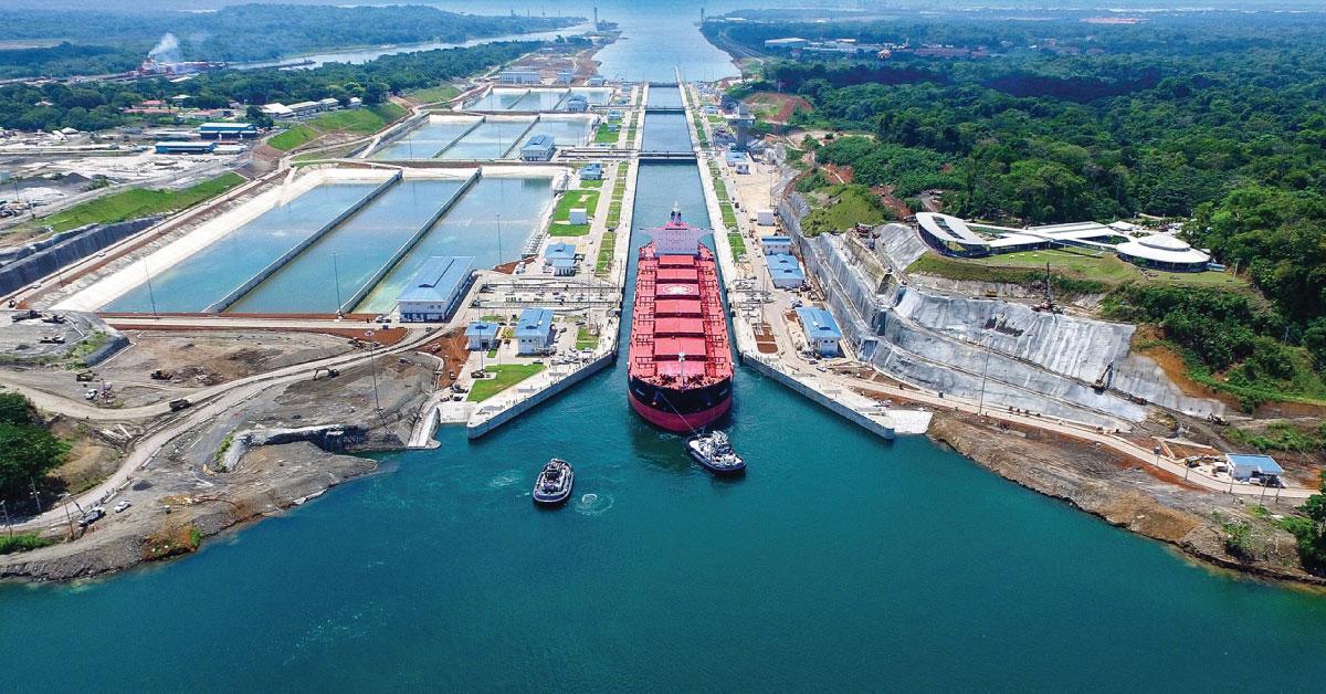 Что вы знаете о Панамском канале? Прошло 4 года после расширения 5