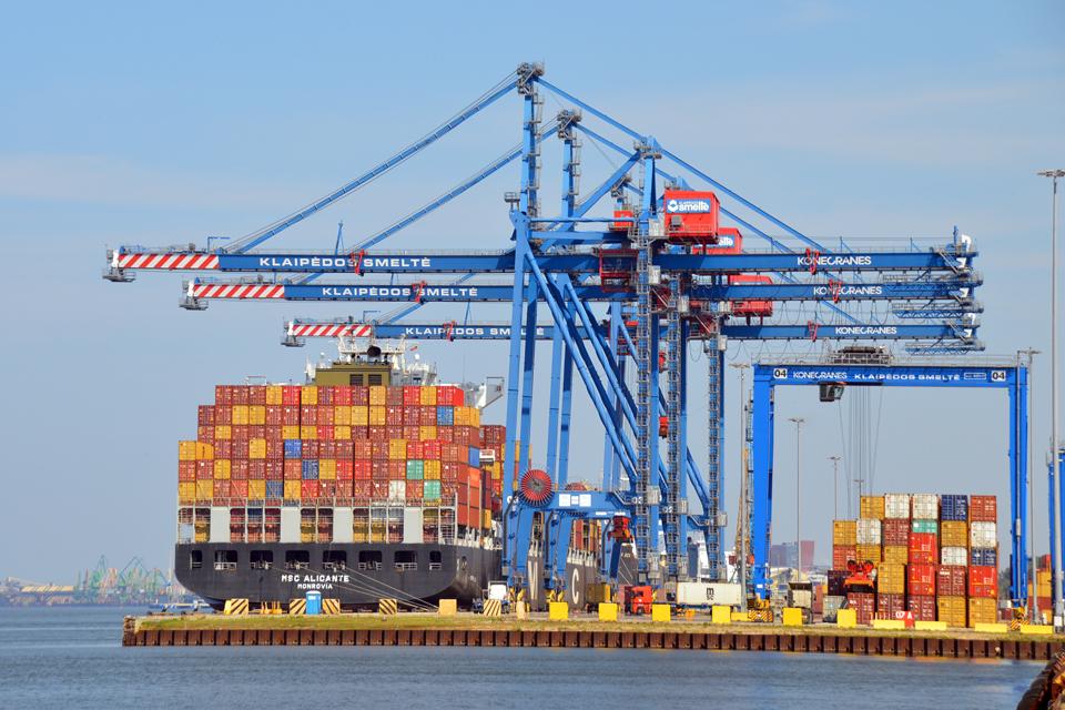 Клайпедский порт: предварительные итоги 2020 года и амбициозные цели на 2021 год 1