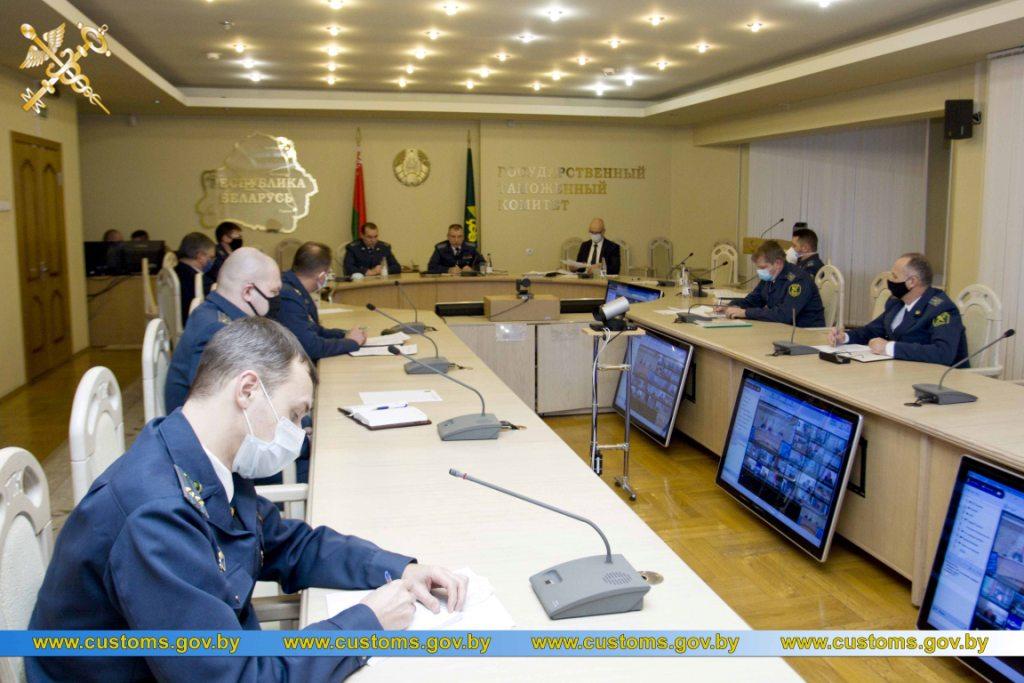 Белорусский бизнес положительно оценивает пилотный проект по совершению таможенных операций в центре электронного декларирования 1