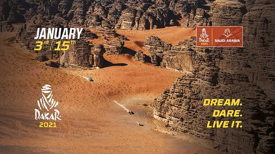 До начала Dakar-2021 остаются считанные дни 5