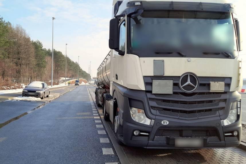Ошибка в двух цифрах при заполнении дозвола – «попал» на 2,6 тыс. евро в Польше. Что говорят об этом водители и перевозчики? 1