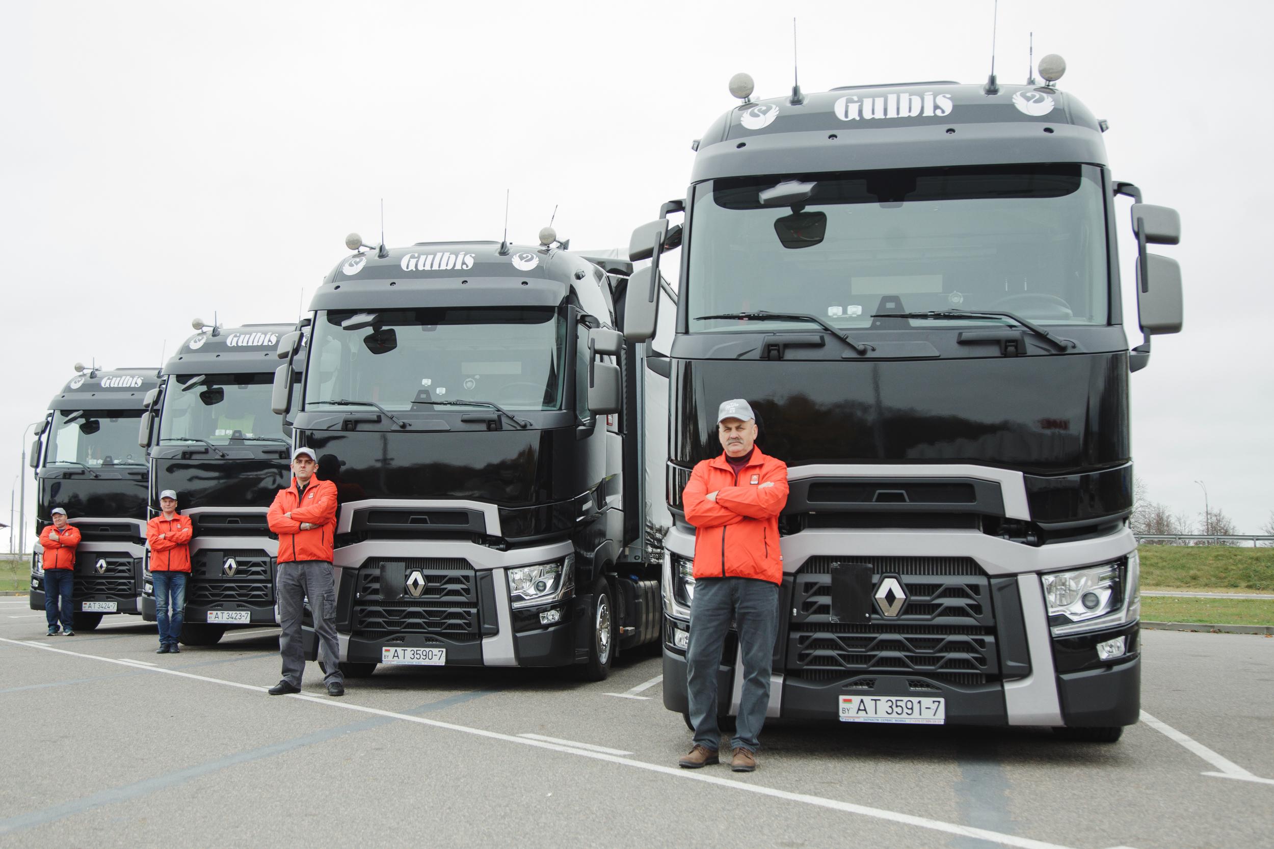 Renault Trucks в Беларуси: перевозчик выбирает не автомобиль. В «пакете» с машиной он покупает «финансы» и сервис 3