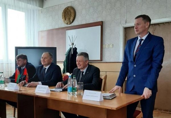 На Могилевском вагоностроительном заводе новый руководитель 1