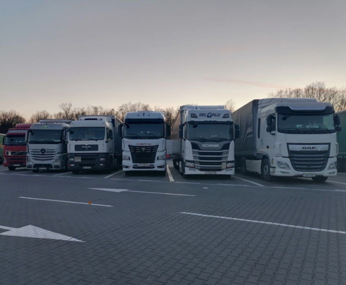 Компания «Янстронг» протестировала седельный тягач KAMAZ-54901 на длинном плече по дорогам Евросоюза 3