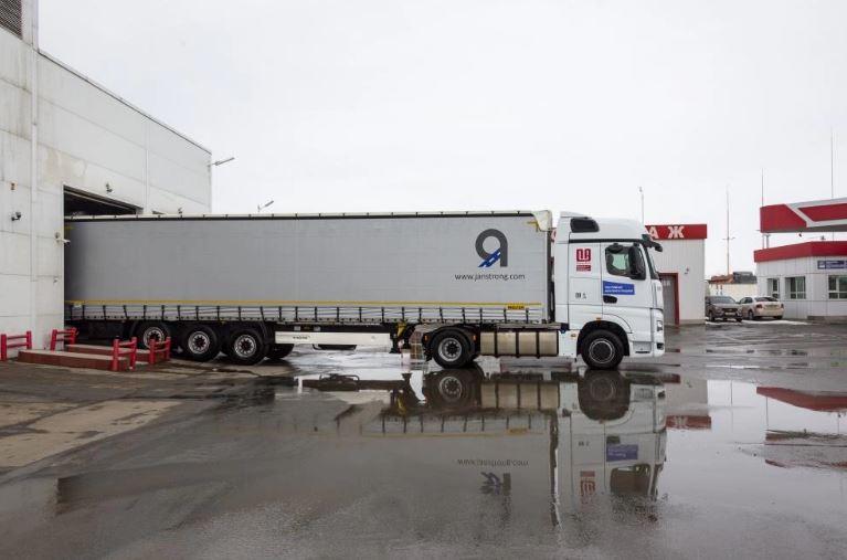 Тестирование KAMAZ-54901 по дорогам ЕС. Мнение водителя о тягаче 5