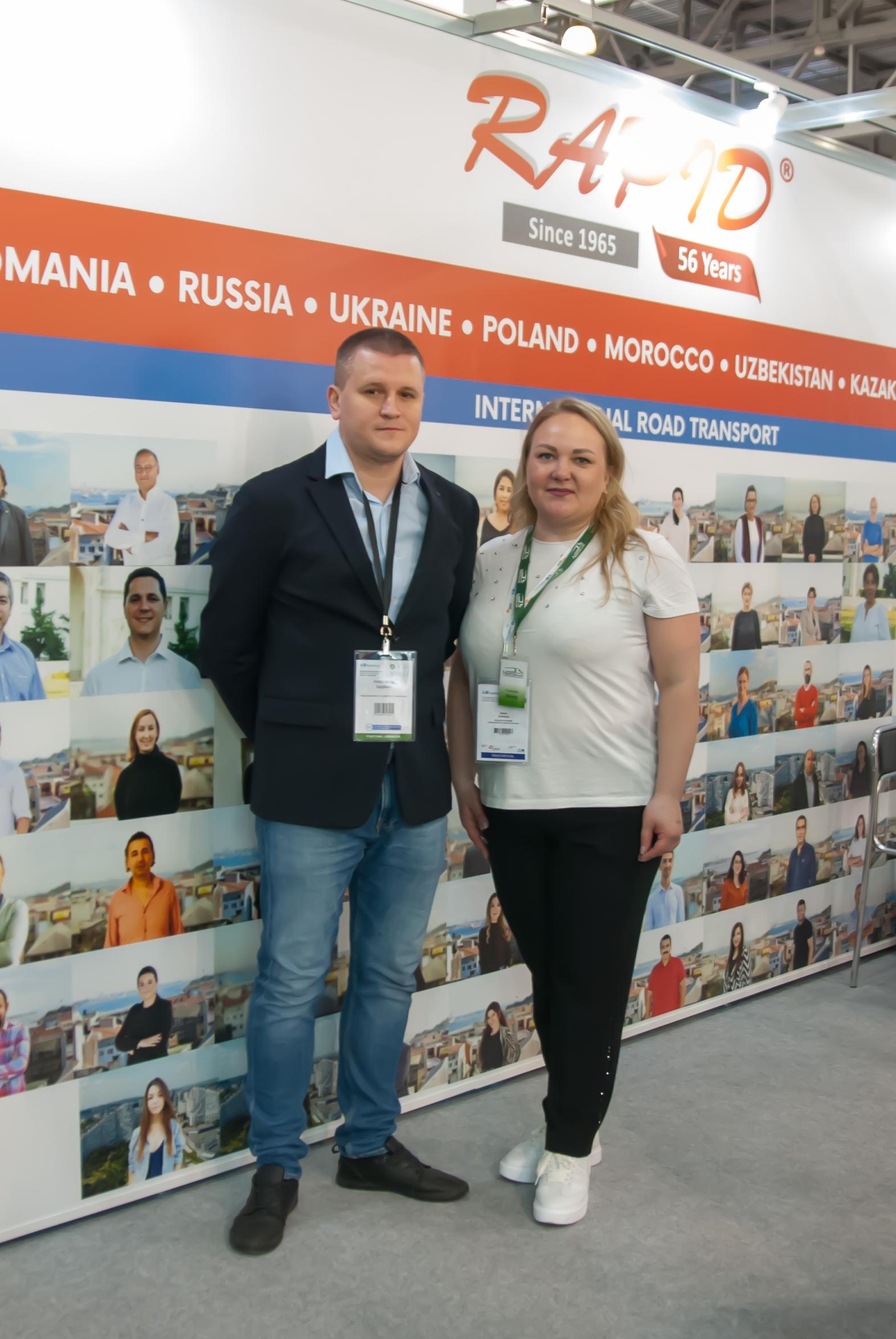 Компания NORTON-WAY поделилась впечатлениями от прошедшей выставки TransRussia 2021 3